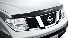 New Genuine Nissan Pathfinder R51 Series Smoked Bonnet Protector