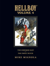 Hellboy: Volume 4: Crooked Man and Troll Witch by Richard Corben, Mike Mignola