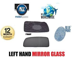FOR LAND ROVER DISCOVERY 3 2004-2009 2.7 4.4 LEFT HAND MIRROR GLASS EO QUALITY