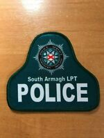 NORTHERN IRELAND PATCH POLICE SERVICE - SOUTH ARMAGH LPT - ORIGINAL