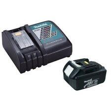 Chargeur rapide Makita DC18RC + batterie 18v BL1830 3Ah Li-ion LXT