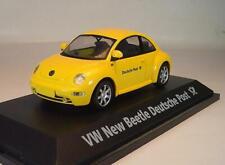 Schuco 1/43 Volkswagen VW New Beetle Deutsche Post OVP #4141