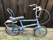 1970s Vintage Raleigh Chipper For Parts And Restoration