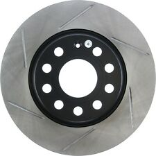 StopTech Disc Brake Rotor Sport Slotted Rear Right for Audi / Volkswagen