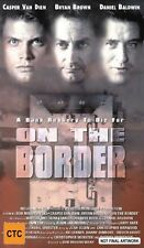 On The Border (DVD, 2003) R-4, LIKE NEW, FREE POST WITHIN AUSTRALIA
