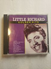 Golden Hits By Little Richard Masters Cd ADD