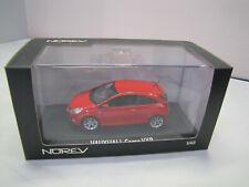 Norev 380006 Vauxhall Corsa Vxr - Red - 1:43