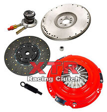 XTR STAGE 2 CLUTCH KIT+SLAVE+NODULAR FLYWHEEL CHEVY CAMARO PONTIAC FIREBIRD 5.7L