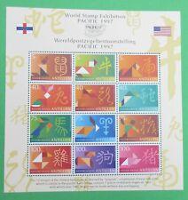 Nederlandse Antillen 1997 NVPH  blok 1187 Postfris