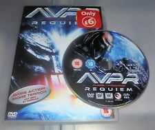 ALIEN VS PREDATOR 2 - REQUIEM |  AVP 2 | 2007 Horror / Sci-Fi Sequel | UK DVD