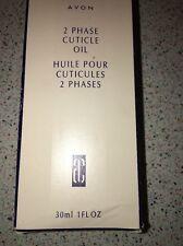 Avon 2 Phase Cuticle Oil 1 oz.