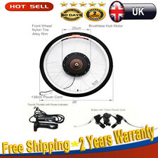 """Aluminum 48V 1000W Controller Ebike Conversion kit for Rear Wheel 26""""- UK STOCK"""