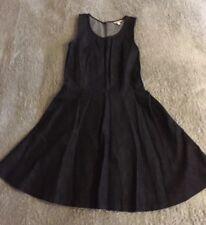 Gap Dark Blue Denim Skater Dress BNWOT Size 12