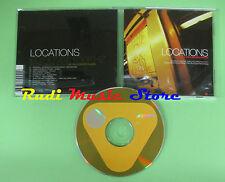 CD LOCATIONS GLOBAL UNDERGROUND compilation VANDEMBERG CIRCULATION (C17)