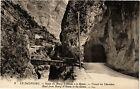 CPA Le Dauphiné - Route du Bourg d'Oisans á la Grave-Tunnel du Chambon(433027)
