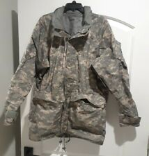 US Army ACU Gore-Tex Parka Cold Weather JACKET size LARGE LONG