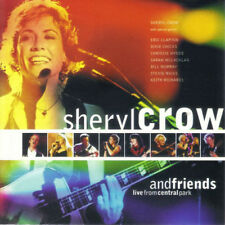(CD) Sheryl Crow and Friends - Live from Central Park