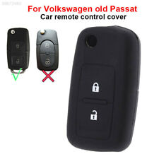 4362 Car Key Cover Silicone 2Button Case Shell for VW SKODA SEAT Key Shell