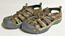 Keen Newport H2 Hiking Sandals Men's Size 11 Camo / Black