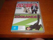 WEDDING CRASHERS AND ZOOLANDER DVD *BARGAIN*
