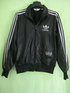 Veste Adidas Chile 62 à capuche Originals Jacket Noir Femme style vintage - 44