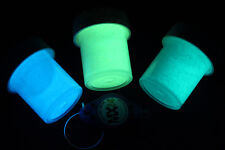 MX24 ULTRA Glow in the Dark Paint 1/2oz x 3 Set, Daytime Invisible,FREE KEYRING!