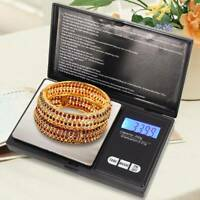 0.01-500g Digitalwaage Feinwaage Taschenwaage Goldwaage Juwelierwaage Mini Waage