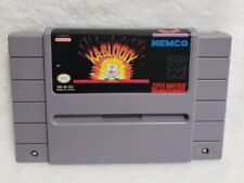 Ka-Blooey Super Nintendo Game