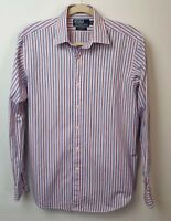 Polo By Ralph Lauren Curham Classic Fit Men's Long Sleeve Shirt Size 15.5