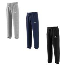 adidas Core15 Jogginghose Sporthose Baumwollmischgewebe grau/schwarz/blau