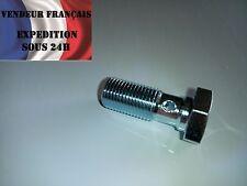 Vis Banjo  M10 x 1,0 - longueur 24 mm - vendeur français