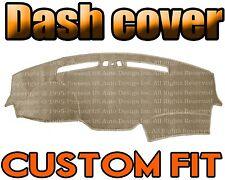 Fits 2005-2008 JEEP GRAND CHEROKEE DASH COVER MAT DASHBOARD PAD / BEIGE