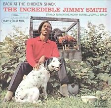Back at the Chicken Shack by Jimmy Smith (Organ) (CD, Sep-1988, Blue Note...