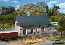 Bahnhof Guarda, Faller Miniaturwelten Bausatz H0 (1:87), Art. 110126
