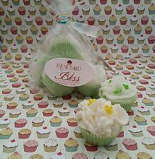 Key Lime Mini Cupcakes Wax Melts 5-6 oz. Dessert candles that looks Yummy