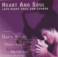 V/A - Late Night Love: Heart And Soul (UK/EU 18 Tk CD Album)
