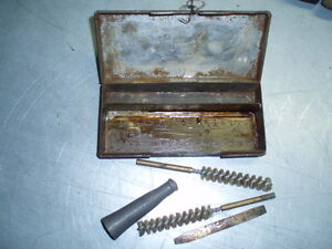 CARCANO 1891 ORIGINAL CLEANING KIT ,WWI,ITALY