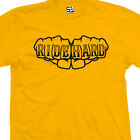 Ride Hard Fists Knuckle Tattoo Biker T-Shirt - All Sizes & Colors Avail