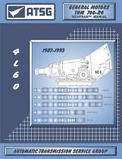 87-93 GM THM 4L60 700-R4 ATSG MANUAL Repair Rebuild Book Transmission 700R4