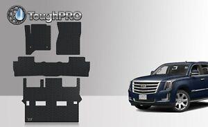 For 2015-2019 Cadillac Escalade ESV Floor Mat Set Third Row Husky 66314FY 2016