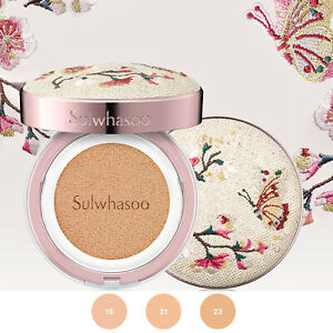 SULWHASOO Perfecting Cushion SPF50+ PA+++ 15g*2ea 2020 Spring Limited