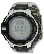 Casio Pro-Trek Triple Sensor Solar Mens Watch PRG270D-7