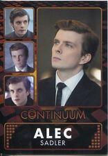 Continuum Season 3 Gold Parallel Base Card #CH07 Alec Sadler