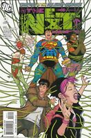 The Next #3 Comic Book DC Very Fine