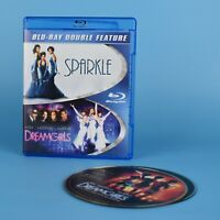 Double Feature - Sparkle + Dream Girls Blu-Ray Bilingual GUARANTEED DreamGirls