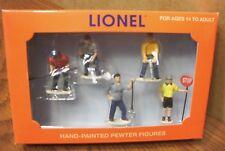 LIONEL WORK CREW PEOPLE PACK O GAUGE FIGURES