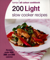Hamlyn all colour cookbook: 200 light slow cooker by Sara Lewis (Paperback)