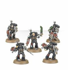 Warhammer 40k Space Marine Deathwatch Veteran Kill Team