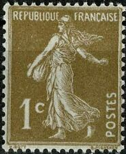 FRANCE 1932 Semeuse Fond plein YT n° 277B   neuf ★★ luxe / MNH