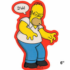 STICKER - The Simpsons Homer Doh Vinyl Decal Official SB13